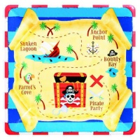 pirate_treasure_dessert_plates